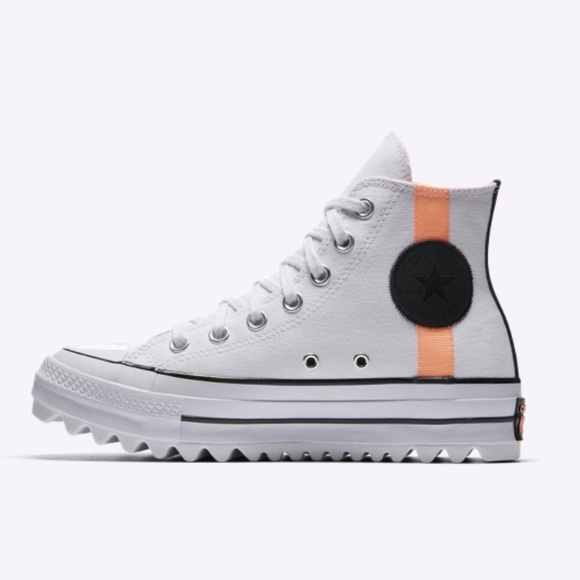 149d2e0bc9f983 Converse Shoes - Converse Chuck Taylor All Star Lift Ripple HighTop